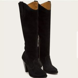 Frye Melissa Tall Suede Boots